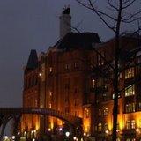 Hamburg um Silvester 2006